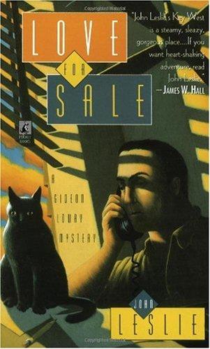 Love for Sale (Gideon Lowry Mystery): John Leslie