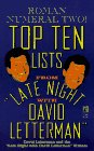 "Roman Numeral Two! Top Ten Lists from ""Late Night with David Letterman"": Letterman, David"
