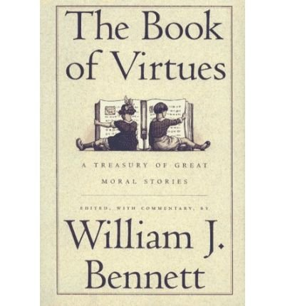 9780671511586: Book of Virtues