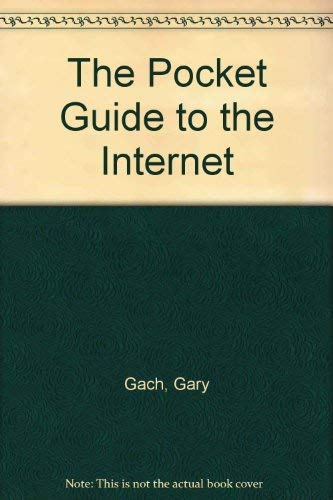 9780671516666: Pocket Guide To The Internet