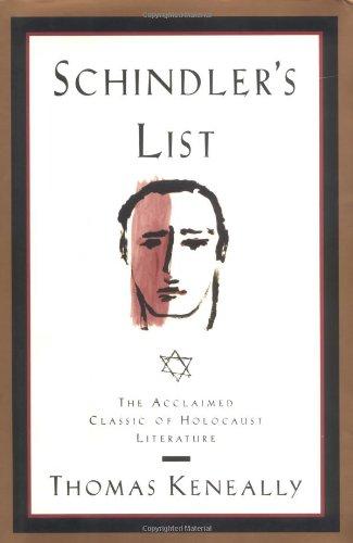 9780671516888: Schindler's List