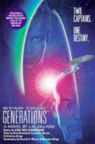 9780671517427: Star Trek Generations (Star Trek The Next Generation)