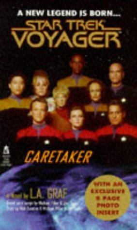 9780671519148: Caretaker (Star Trek Voyager, No 1)