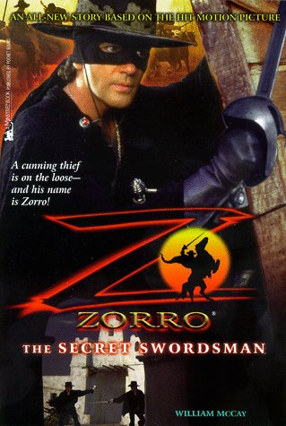 9780671519698: The Secret Swordsman: Zorro