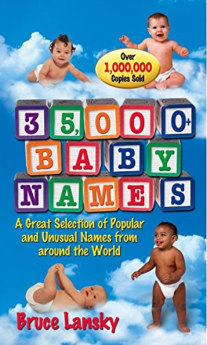 9780671519759: 35,000+ Baby Names