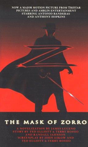 9780671519896: The Mask of Zorro: A Novelization (Roman)