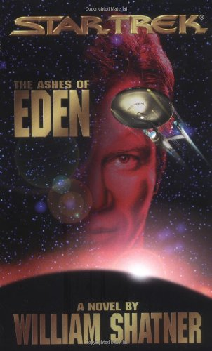 9780671520366: Ashes of Eden (Star Trek)