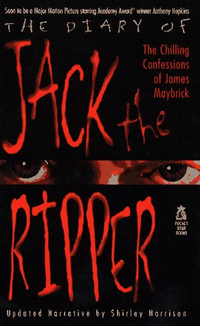 9780671520991: Diary of Jack the Ripper