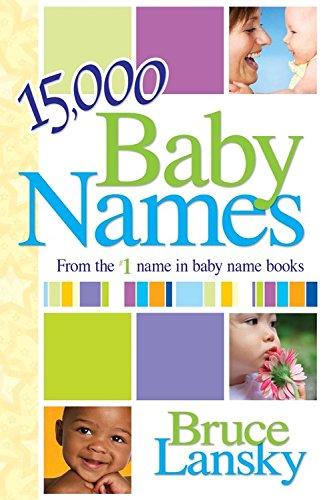 15,000+ Baby Names: Lansky, Bruce