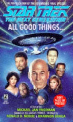 9780671521486: All Good Things... (Star Trek: The Next Generation)