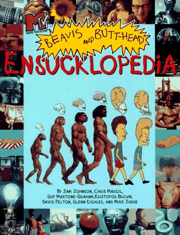 9780671521493: Beavis and Butthead Ensucklopedia