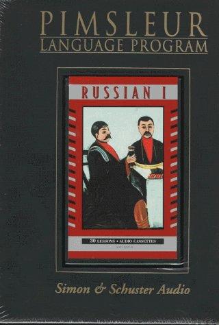 9780671521578: Russian I - 2nd Ed. (Pimsleur Language Program)