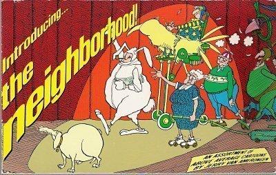 The Neighborhood: Van Amerongen, Jerry