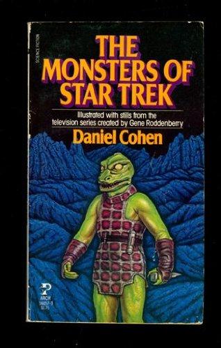 9780671523602: The Monsters of Star Trek