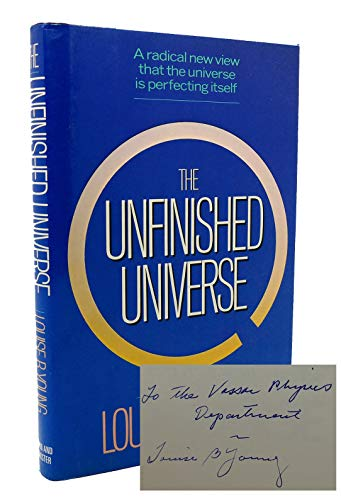 9780671523763: Title: The unfinished universe