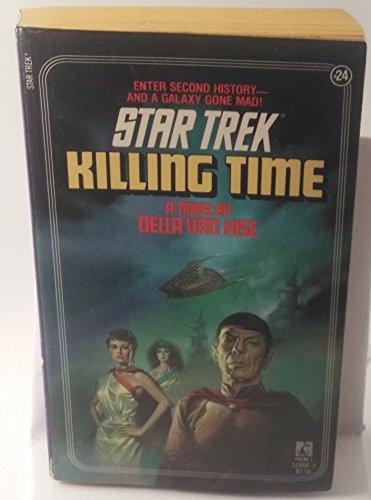 9780671524883: Title: Killing Time Star Trek No 24