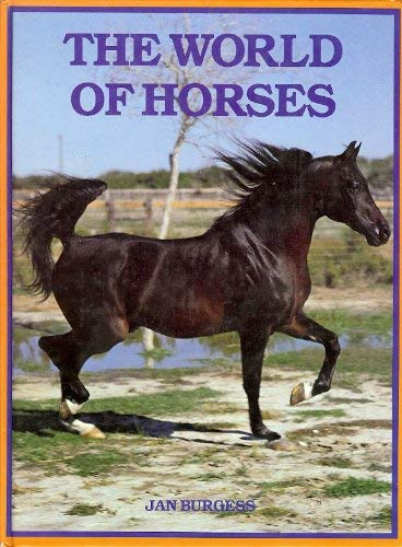 9780671525286: The World of Horses
