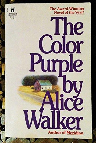 9780671526023: The Color Purple