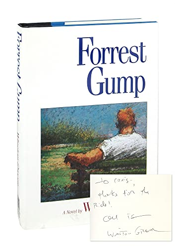 Forrest Gump: A Novel: Groom, Winston