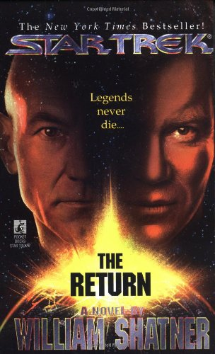 The Return (Star Trek): Shatner, William; Reeves-Stevens, Judith; Reeves-Stevens, Garfield