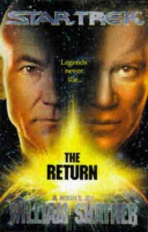 9780671526108: Star Trek: The Return