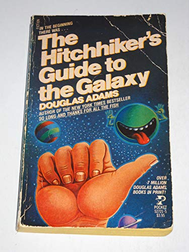 9780671527211: The Hitchhiker's Guide to the Galaxy