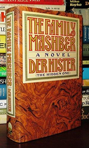 9780671527686: The Family Mashber: A Novel by Der Nister/the Hidden One