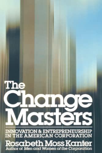 9780671528003: Change Masters