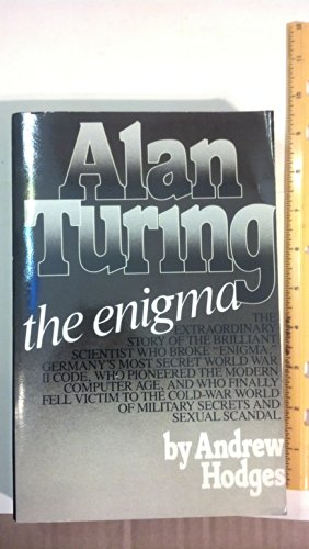 Alan Turing: The Enigma.