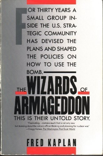 9780671528225: The Wizards of Armageddon