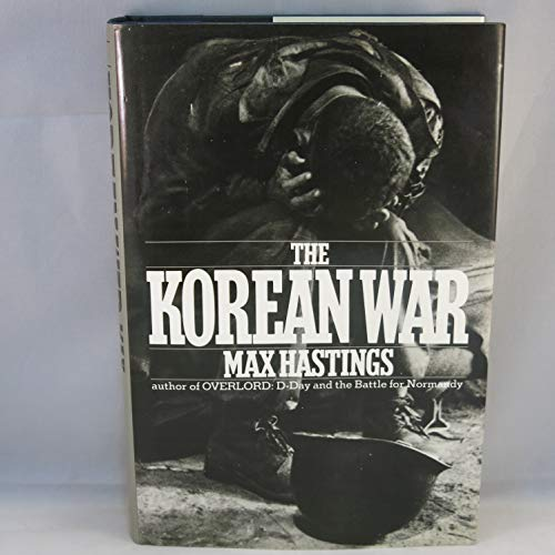 9780671528232: The Korean War