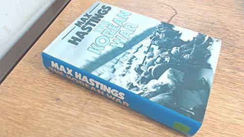 9780671528232: The Korean War