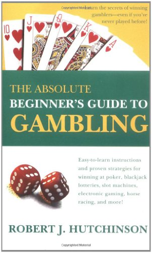 9780671529321: The Absolute Beginner's Guide to Gambling