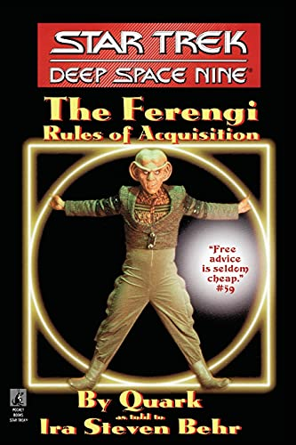9780671529369: The Star Trek: Deep Space Nine: The Ferengi Rules of Acquisition