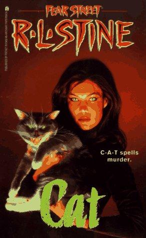 9780671529635: Cat (Fear Street Series #45)