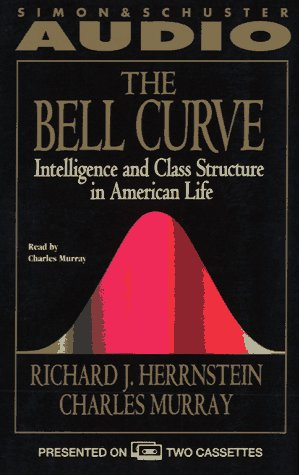 9780671529796: The Bell Curve : Intelligence and Class Structure in American Life/Cassettes...
