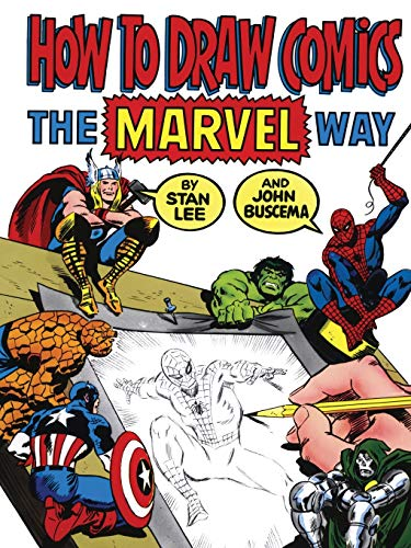 9780671530778: How to Draw Comics the Marvel Way