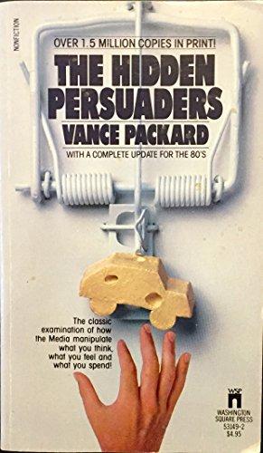 9780671531492: The Hidden Persuaders