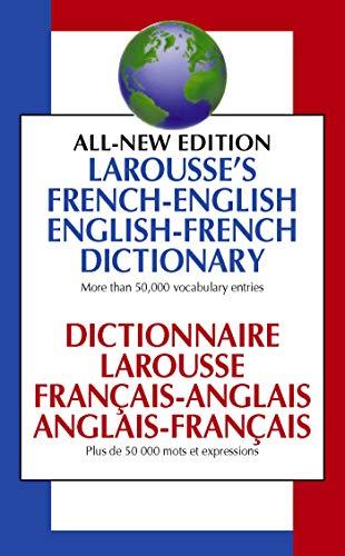 Larousse French English Dictionary: Larousse