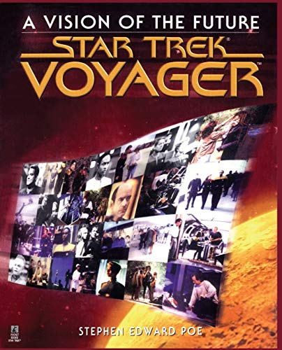 9780671534813: Star Trek Voyager: A Vision of the Future