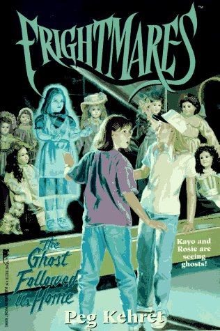 9780671535223: The GHOST FOLLOWED US HOME (FRIGHTMARES 5)