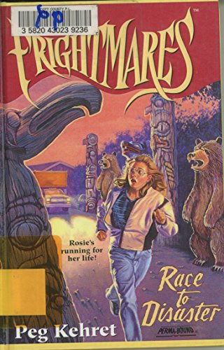9780671535230: Frightmares Race to Disaster (Frightmares (Pb))
