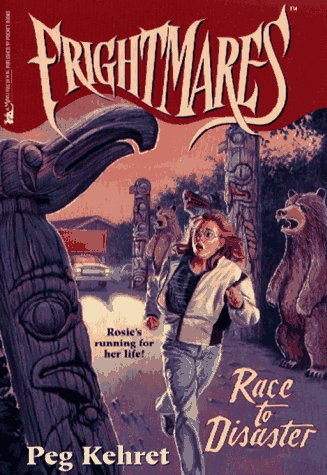 9780671535247: RACE TO DISASTER (FRIGHTMARES 6)