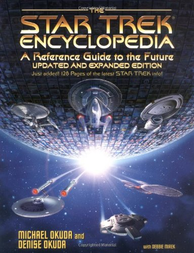 9780671536091: The Star Trek Encyclopedia: A Reference Guide to the Future