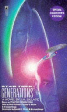 9780671537531: Star Trek Generations (Star Trek The Next Generation)