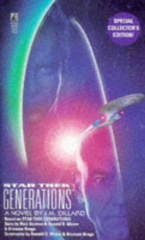 9780671537531: Star Trek Generations (Star Trek The Next Generation)