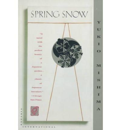 9780671540623: Spring Snow