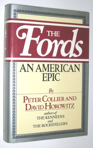 9780671540937: The Fords: An American Epic