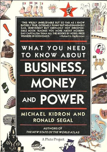 9780671541149: What You Need to Know About Business, Money, and Power