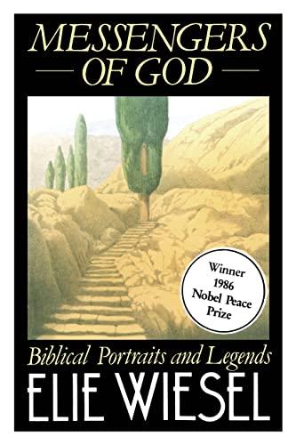 9780671541347: Messengers of God: Biblical Portraits and Legends